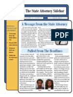SAO Newsletter Vol 2 Issue 9 July 2014