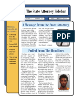 SAO Newsletter Vol 2 Issue 11 Sept. 2014