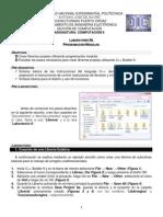 Laboratorio 6 2013-II
