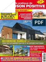 Le guide pratique de la maison positive n°20