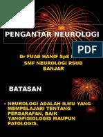 PENGANTAR NEUROLOGI