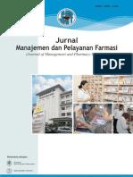 jurnal pelayanan farmasi