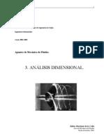 Tema 3 Analisis Dimensional