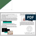 Versace Analisis de Su Pagina Web