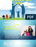 Malaysian Law - Act 611 CHILD ACT 2001.pptx