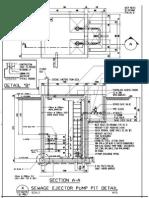 Submersible Pump Detail Drawing