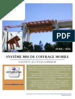 Sistème MSS de Coffrage Mobile