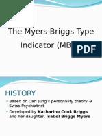 Psikologi tentang MBTI