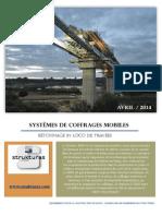Systèmes de Coffrages Mobiles