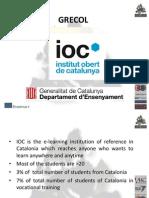 IOC Barcelona Presentation