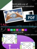 VUC Nykøbing Presentation