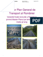 Master Plan de Transport