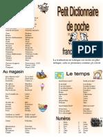 Dictionnaire Franco Tcheque