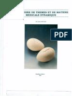 15) Répertoire , Dr Guy Loutan