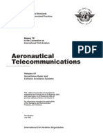 Annex 10_v4_Aeronautical Telecommunications Surveillance Rad