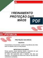 TREINAMENTO PROTEÇÃO DAS MÃOS.ppt