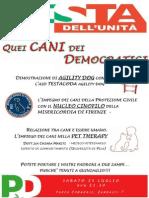 Volantino Cani Democratici-1