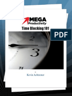 Time Blocking101