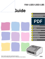 L100 Manual Operare Basic