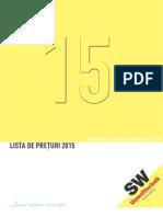 SWR_Pricelist_2015 - camine + guri scurgere