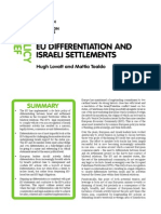 EU Differentiation - ECFR Report