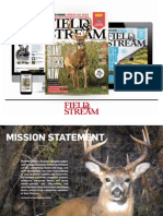Field And Stream Media Kit
