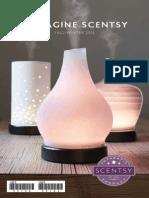 Scentsy Fall Winter 2015 Catalog GrabScents.com