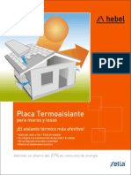 Placa Termoaislante - V09 3 19 NEW