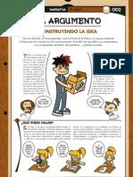 Narrativa 002A_El Guion_El Argumento_Construyendo La Idea