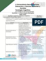 Taller Final Psicologia Cognitiva 2