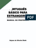 Portugues Basico Para Estrangeiros Manual Do Professor PDF