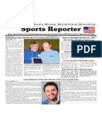 July 22 - 28, 2015 Sports Reporter