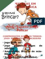 ESPECIFICAS - jogos