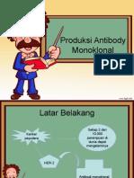 Presentasi Cupi Ppt Produksi Antibody Monoklonal