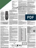 Manual Orbisat Os200 Plus