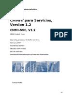 CMMI® Para Servicios, Version 1.2 - Rocio Balbin Lazo
