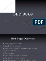 bed bugs powerpoint