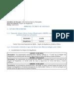Análisis Técnico Zona Sur Austral (Region de Magallanes) 23/07/2015.