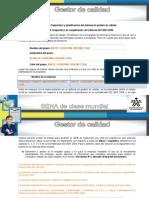 Diagnóstico de Cumplimiento de La ISO 90012008
