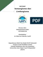 Hemangioma - Yakin