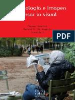 Libro Antropologia e Imagen Pensar Lo Visual Guarini DeAngelis