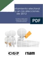 El Comportamiento Electoral Libro 2014