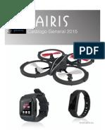 Catálogo Airis Verano 2015