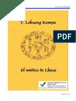 Lobsang Rampa, Tuesday - El Medico de Lhasa