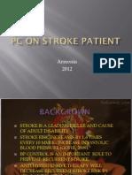 PC in Stroke Patients .2015