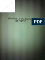 Strands of Language B1 Part II Pages 0-145