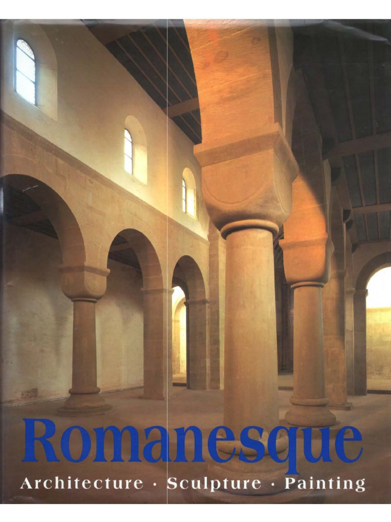 Romanesque - Architecture, Sculpture, Painting (Art eBook) (1 ...