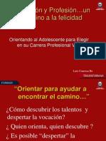 Presentación Luis Canessa