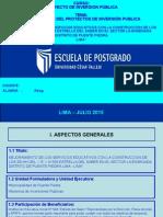 Presentación PIP
