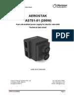 UAV brochure